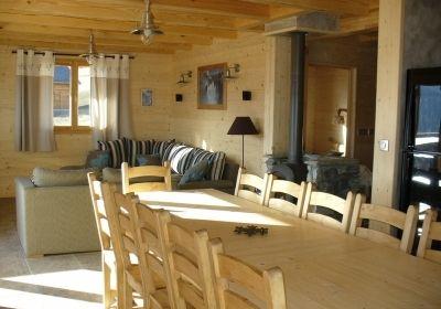 Vakantiehuis Chalet Le Reflet des Aiguilles