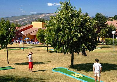 France - Sud Est et Provence - Saint Etienne les Orgues - Résidence Club Odalys Les Mas de Haute Provence