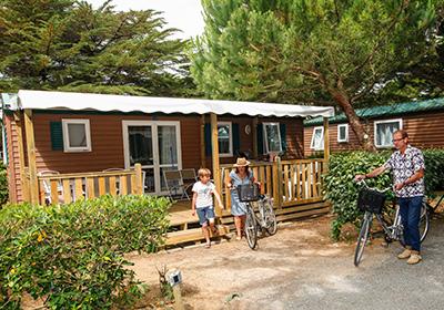 Ile de Ré - Mobil homes Tamarins Plage, Les Portes-en-Ré