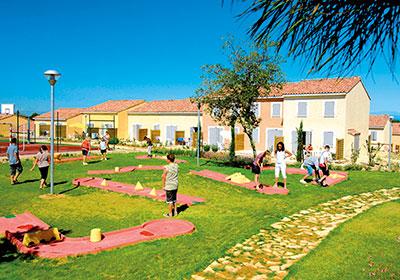 Résidence-Club Domaine le Mas des Vignes