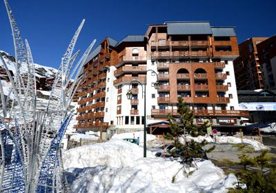 France - Alpes - Val Thorens - Résidence-Club L'Altineige