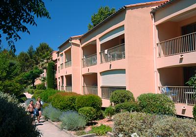 France - Côte d'Azur - Six Fours les Plages - Résidence Le Vallon du Roy