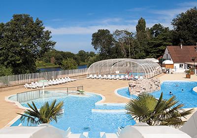 Domaine Résidentiel de Plein Air Le Parc des Allais