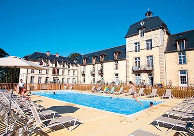 Baden - Résidence Prestige Le Château de Kergonano, Vannes