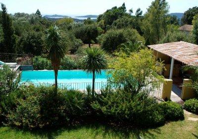 Villa avec piscine villa rustana lecci de porto vecchio - Villa avec piscine corse ...