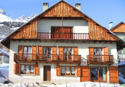 France - Alpes - Vaujany - Chalet Louise