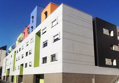 Appart'hôtel Odalys Le Jardin des Lettres