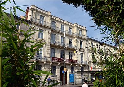 Residence les occitanes montpellier mediterranee ouest for Appart hotel mediterranee