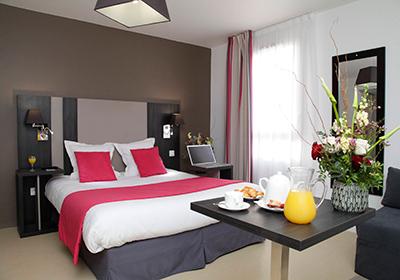 Rennes - Appart'hôtel Odalys Rennes Lorgeril, Rennes