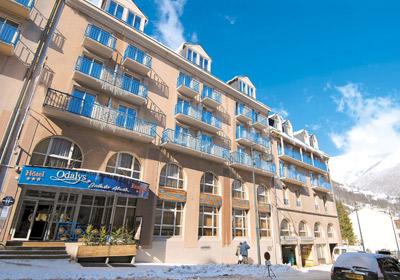 Hôtel-Résidence Balnéo Aladin