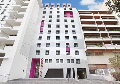 Appart'hôtel Le Dôme Studio 2 pers.