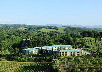Résidence Chianti Village Morrocco 2p2/3