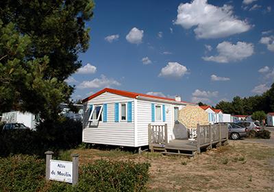 France - Atlantique Nord - Saint Hilaire de Riez - Domaine Résidentiel de Plein Air L'Etang de Besse