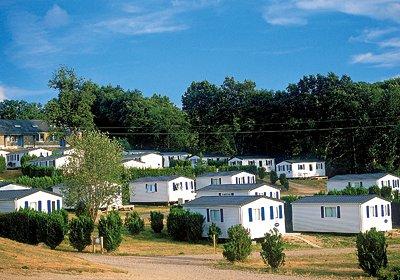 Mobil homes Domaine de Pannecière