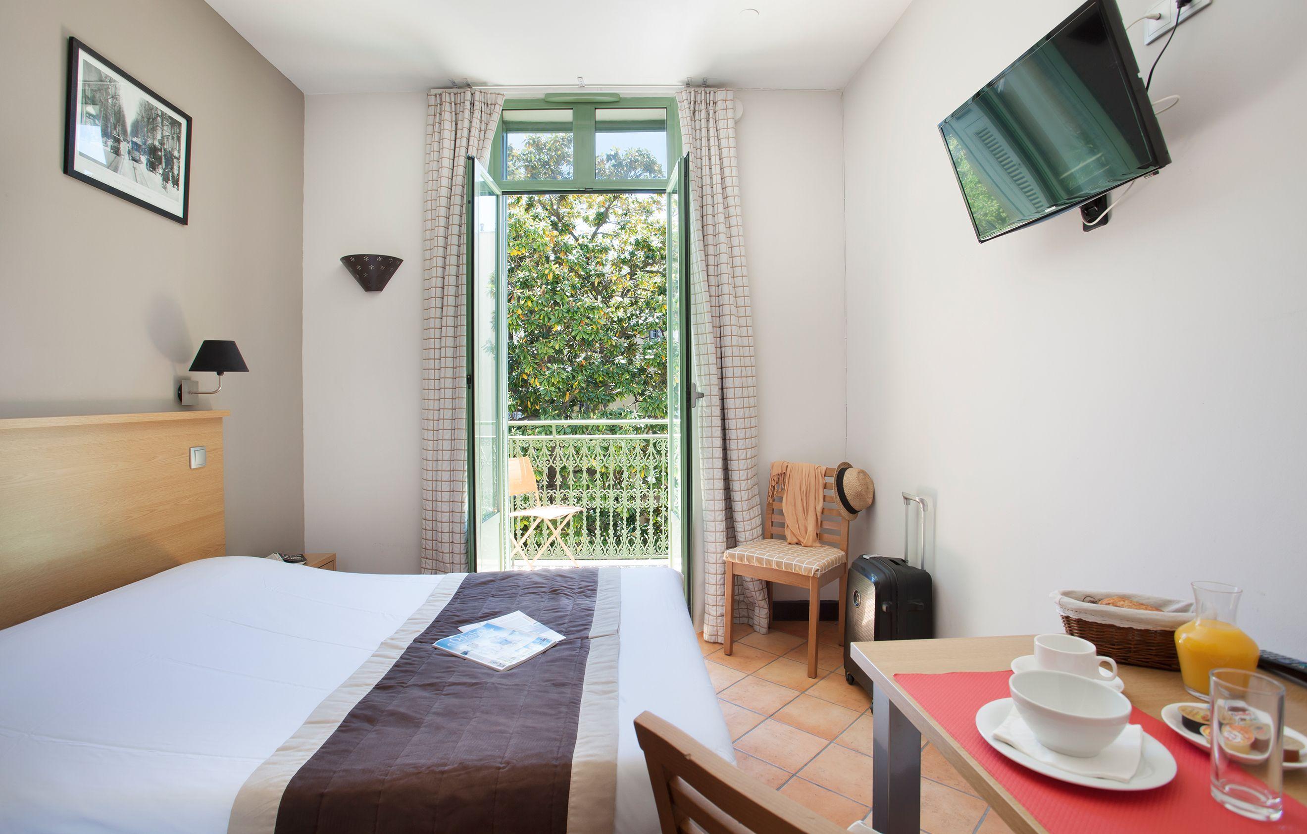 France - Côte d'Azur - Nice - Hôtel-Résidence Palais Rossini