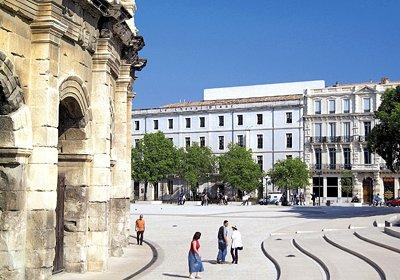 Appart'hôtel Le Cheval Blanc