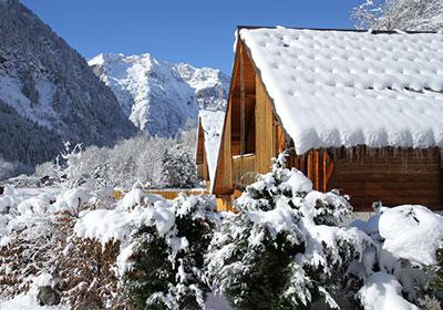 France - Alpes - Les Deux Alpes - Chalet La Lauze