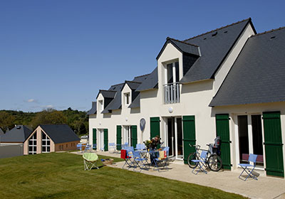 France - Bretagne - Crozon-Morgat - Résidence Horizon Morgat